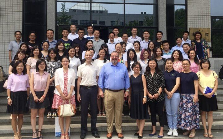 2016 incoming class for Temple Tsinghua Beijing LLM program
