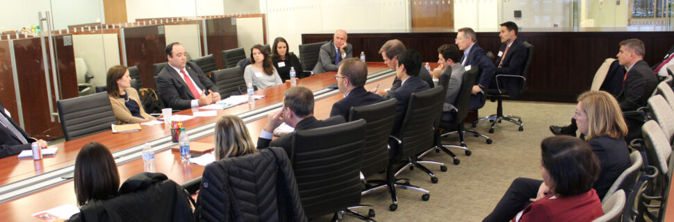 Compliance Center SEC Roundtable Fall 2019