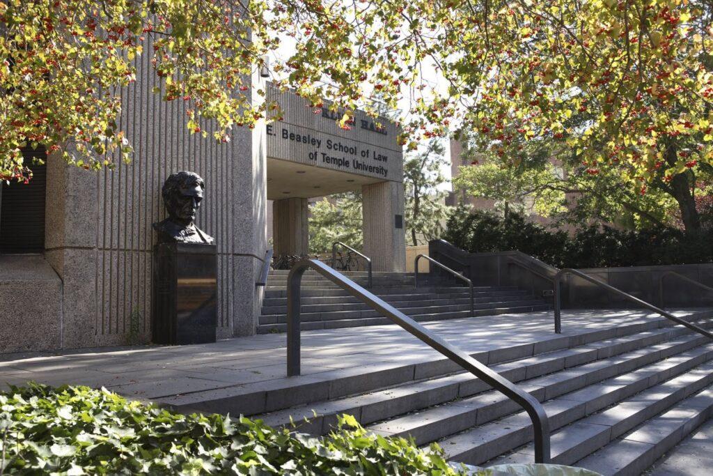 Klein Hall - Temple University Beasley School of Law